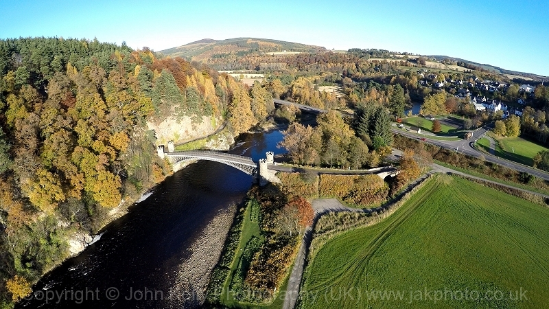 Craigellachie Bridge Scotland-800